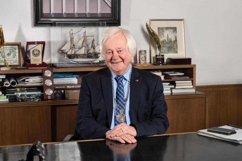 Stadtpräsident Hans Werner Tovar Fotograf Kiel (1)